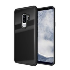 Tempered Glass maciņš telefonam Samsung Galaxy S9 Plus G965 melns