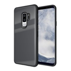 Tempered Glass maciņš telefonam Samsung Galaxy S9 Plus G965 pelēks