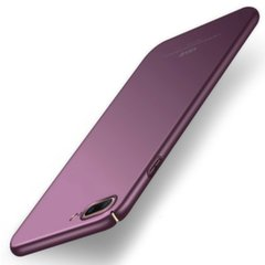 MSVII Simple telefona maciņš priekš iPhone 8 Plus violets