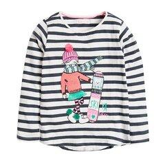 Cool Club krekls ar garām piedurknēm meitenēm, CCG1723725 цена и информация | Одежда для девочек | 220.lv