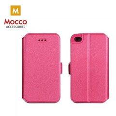 Mocco Shine maks, priekš Apple iPhone XS Max, Rozā