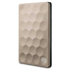 Seagate Backup Plus Ultra Slim External, 2TB