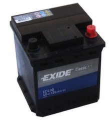 Akumulators EXIDE EC400 40 Ah 320 A