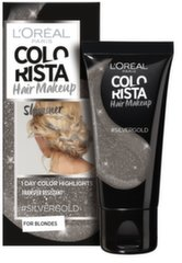 L'Oreal Paris Colorista Hair Makeup цвет волос на 1 день