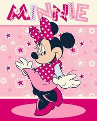 Bērnu sedziņa Minnie Mouse 120x150cm