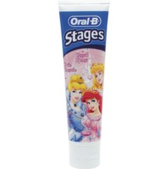 Zobu pasta Oral-B Stages Bubble Gum 75 ml