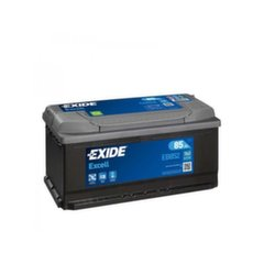 Akumulators EXIDE EB852 85 Ah 760 A