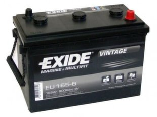 Akumulators EXIDE EU165-6 165 Ah 900 A