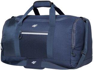 Sporta soma 4F TPU010, 35 l, tumši zila cena un informācija | Sporta soma 4F TPU010, 35 l, tumši zila | 220.lv