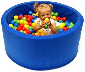 Baseins ar bumbiņām Welox, zils cena un informācija | Baseins ar bumbiņām Welox, zils | 220.lv