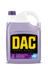 "Antifrīzs ""DAC G13 Si-OAT Very-long-life"" 5L"