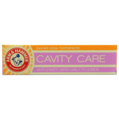 Zobu pastas Arm & Hammer Cavity Care 125 g