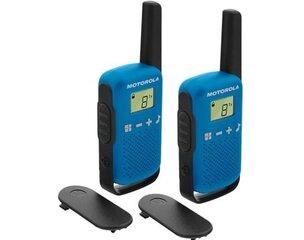 Motorola T42, 2 gab, Zila cena un informācija | Rācijas | 220.lv