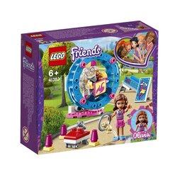 41383 LEGO® FRIENDS Olīvijas kāmīša rotaļlaukums