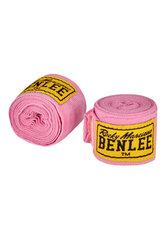 Boksa saite Benlee Elastic, rozā
