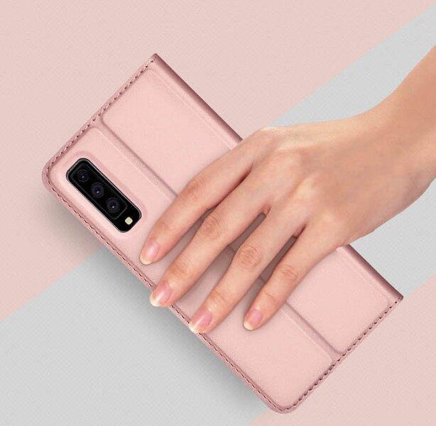 DUX Ducis maciņš priekš Samsung Galaxy A7 2018 (A750), Zils lētāk