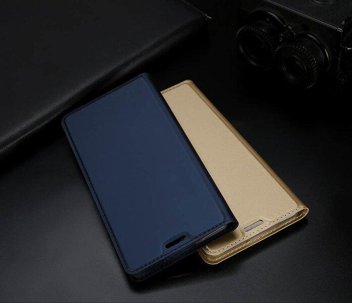 DUX Ducis maciņš priekš Samsung Galaxy A7 2018 (A750), Zils