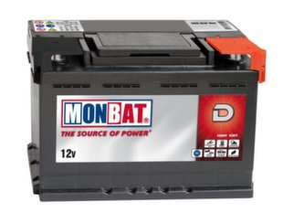 Akumulators Monbat 95 Ah 12V 820A