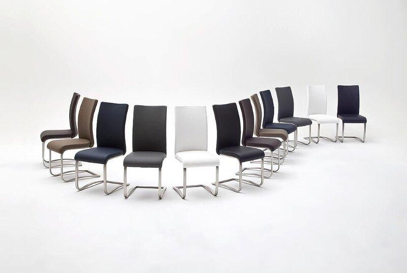 Набор из 2 стульев Arco2, белый