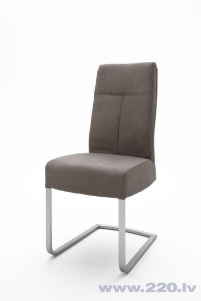 Комплект из 2 стульев Talena, темно-коричневый