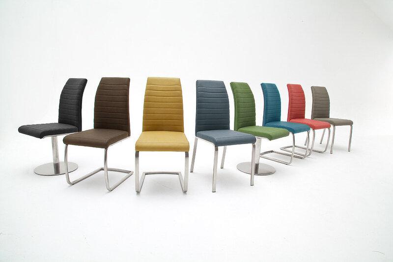 Набор из 2 стульев Flores A-1, серый