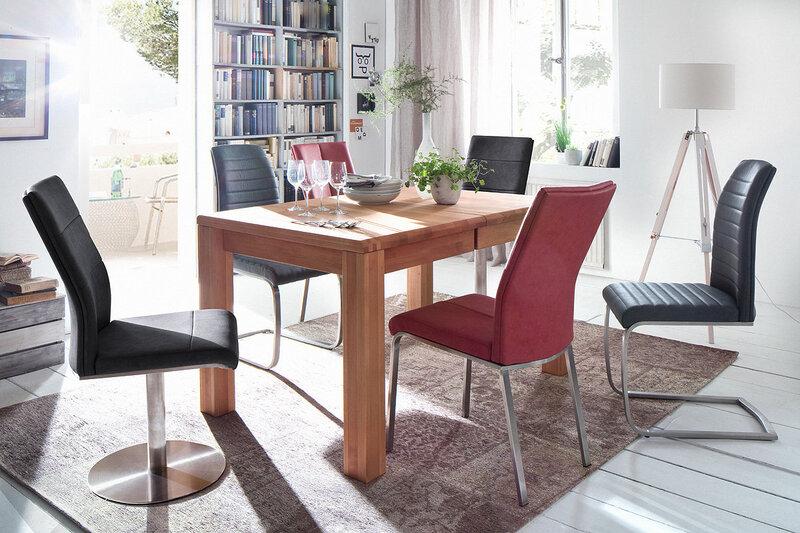 Набор из 2 стульев Flores A-1, светло-коричневый