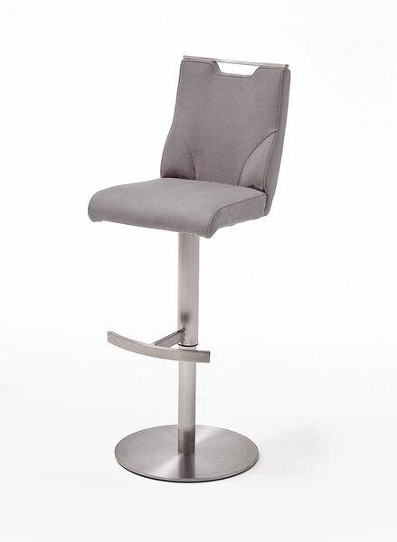 Барный стул Giulia C-1, светло-серый