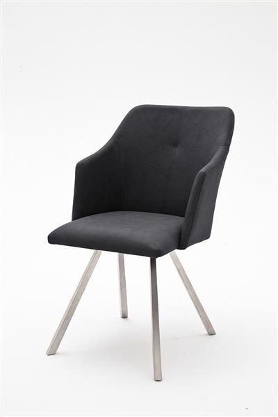 Комплект из 2 стульев Madita B-2, черный
