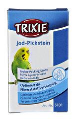 Trixie krīts ar jodu viļņainajiem papagaiļiem 25 g