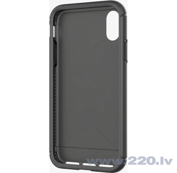 Tech21 Evo Tactical for iPhone X Black internetā
