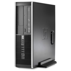 HP 8200 Elite SFF i5-2400 16GB 480SSD+1TB DVD WIN10Pro