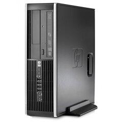 HP 8200 Elite SFF i5-2400 8GB 240SSD+1TB DVD WIN7Pro