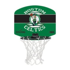 Mini basketbola grozs Spalding NBA Boston Celtics 77-651Z