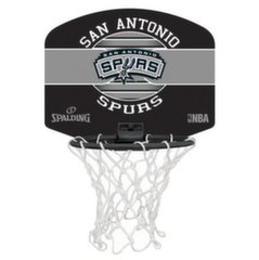 Mini basketbola grozs Spalding NBA San Antonio Spurs 77-658Z