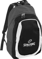 Mugursoma Spalding, 20 l, melna/balta cena un informācija | Mugursoma Spalding, 20 l, melna/balta | 220.lv