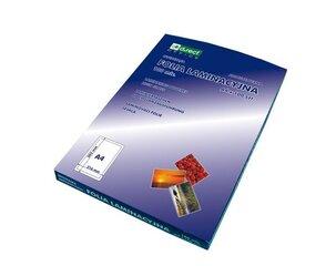 Laminēšanas kabatiņas Leviatan A4 80mic 100vnt 008644 cena un informācija | Kancelejas preces | 220.lv