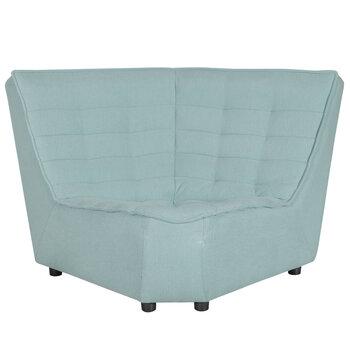 Krēsls Concord, 87x109x106 cm, gaiši zaļš