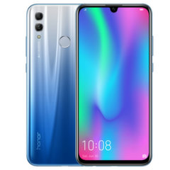 Honor 10 Lite, 64 GB, Zils/Balts