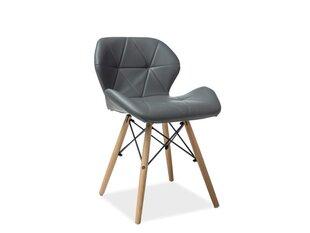 2 krēslu komplekts Matias, pelēks