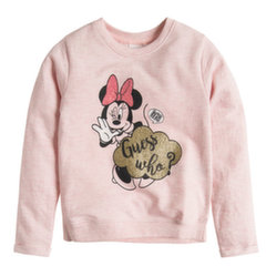 Cool Club meiteņu blūze Minnie Mouse (Pele Minnija), LCG1814364