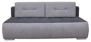 Dīvāns Luna, tumši pelēks cena un informācija | Dīvāni | 220.lv
