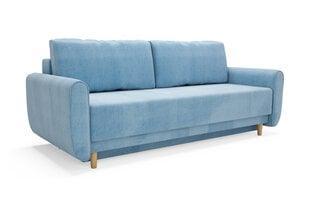 Dīvāna Dinaro, zils