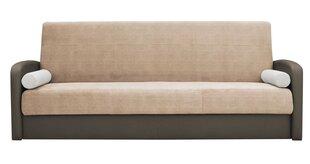 Dīvāns Imola, smilškrāsā/brūns
