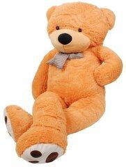 130 cm garš, gaiši brūns lācis