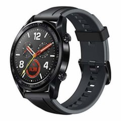 Huawei Watch GT, Black цена и информация | Смарт-часы (smartwatch) | 220.lv