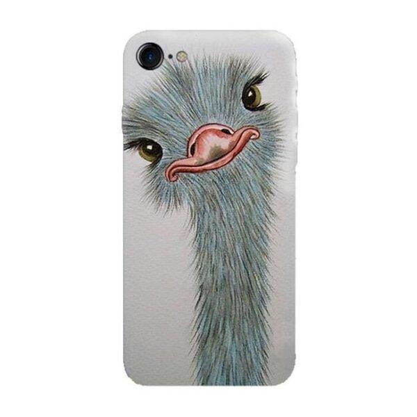 Hoco Cool Colored Ostrich silikona aizmugurējais aizsargs, Apple iPhone 7 / 8 cena