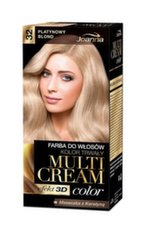 Matu krāsa Joanna Multi Cream Color 100 ml, 32 Platinum Blond цена и информация | Краска для волос | 220.lv