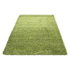 Paklājs Shaggy Life Green 1500, 80x300 cm cena un informācija | Paklājs Shaggy Life Green 1500, 80x300 cm | 220.lv