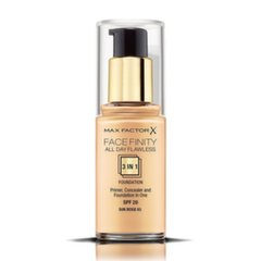 Grima pamats Max Factor Face Finity 3in1 SPF20 30 ml
