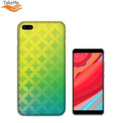TakeMe, чехол для Xiaomi Redmi S2, зеленый